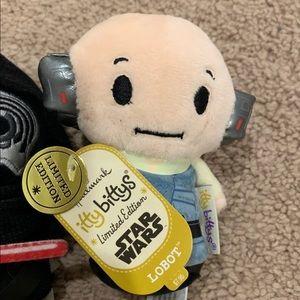 Star Wars Other - New star wars itty bitty plush